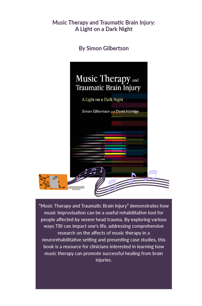 Music therapy and traumatic brain injury : a light on a dark night Book Cover