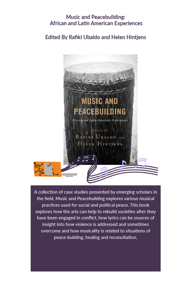 Music and peacebuilding : African and Latin American experiences Book Cover