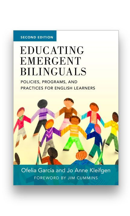 Educating Emergent Bilinguals: Policies, Programs, and Practices for English Learners Bookcover