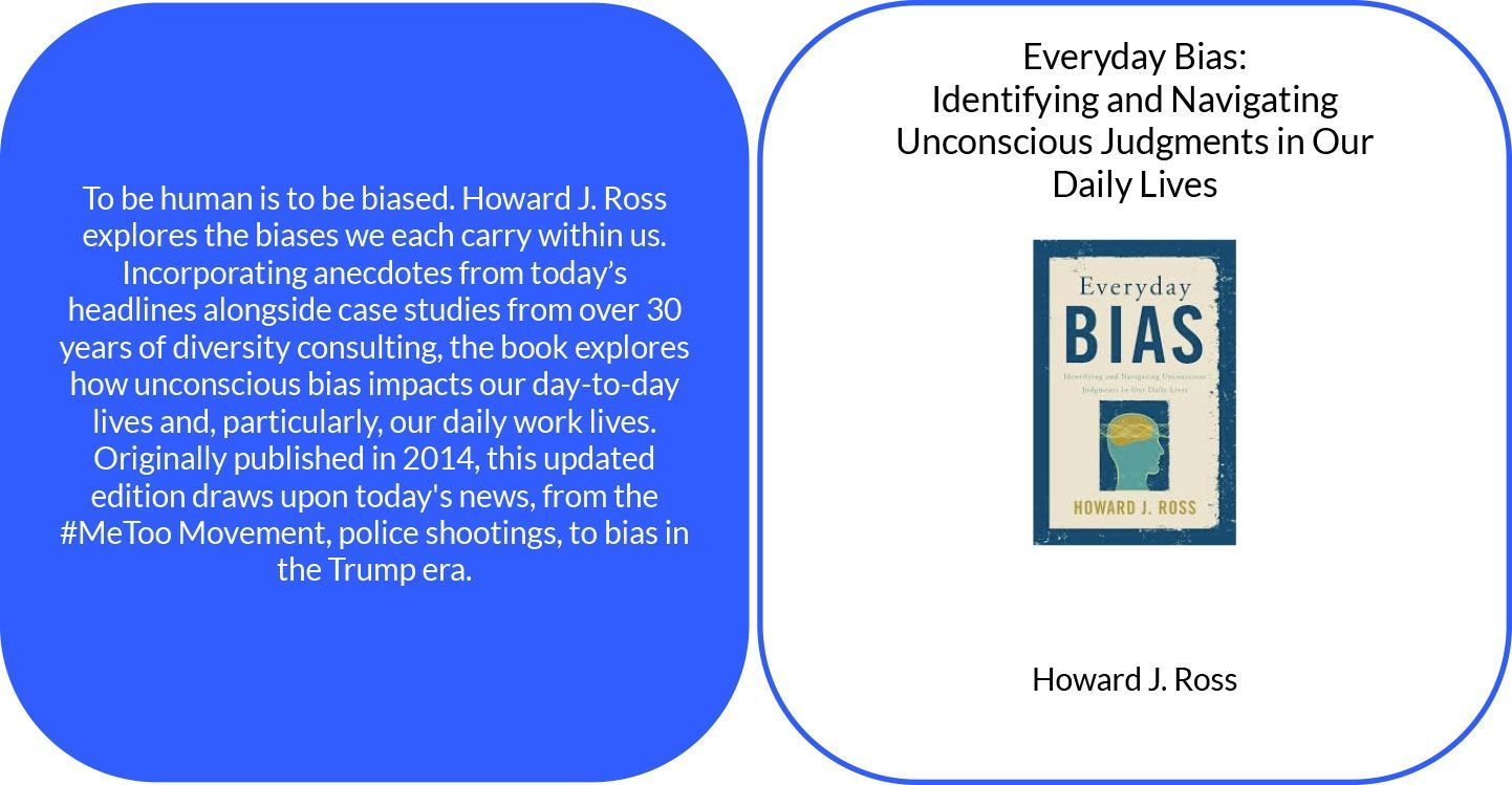 Everyday Bias: Identifying and Navigating Unconscious Judgments in Our Daily Lives