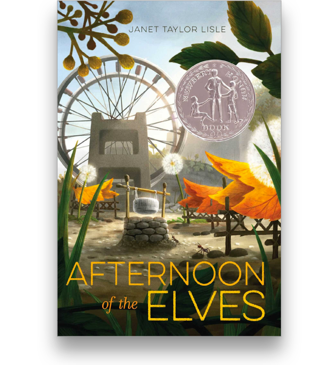 Afternoon of the Elves Book Cover