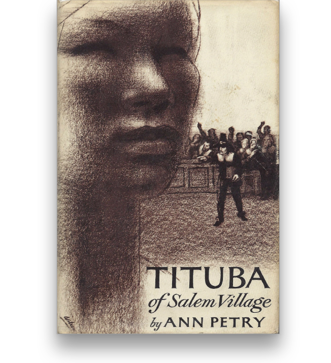 Tituba of Salem Village Book Cover