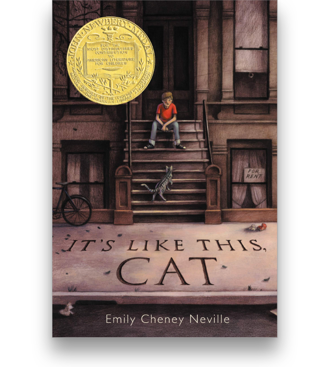 It's Like This, Cat Book Cover
