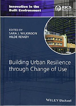 Building Urban Resilience Through Change of Use Book Cover