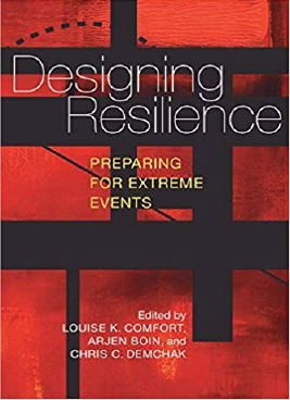 Designing Resilience : Preparing for Extreme Events Book Cover