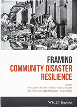 Framing Community Disaster Resilience Book Cover
