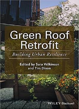 Green Roof Retrofit : Building Urban Resilience Book Cover