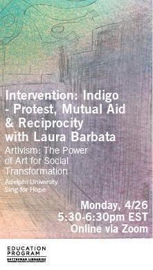Library Poster - Artivism- Barbata