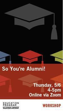Alumni Resources Workshop Poster