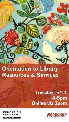 Orientation Poster