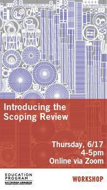 Scoping Review Poster