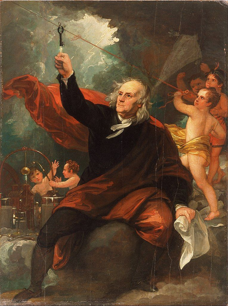 764px-Benjamin_West,_English_(born_America)_-_Benjamin_Franklin_Drawing_Electricity_from_the_Sky_-_Google_Art_Project.jpeg
