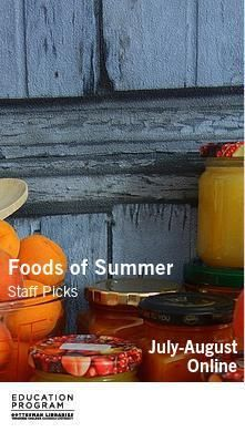 Poster- Foods of Summer