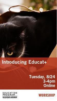 Poster- Educat+ workshop