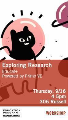 Poster- Exploring Research