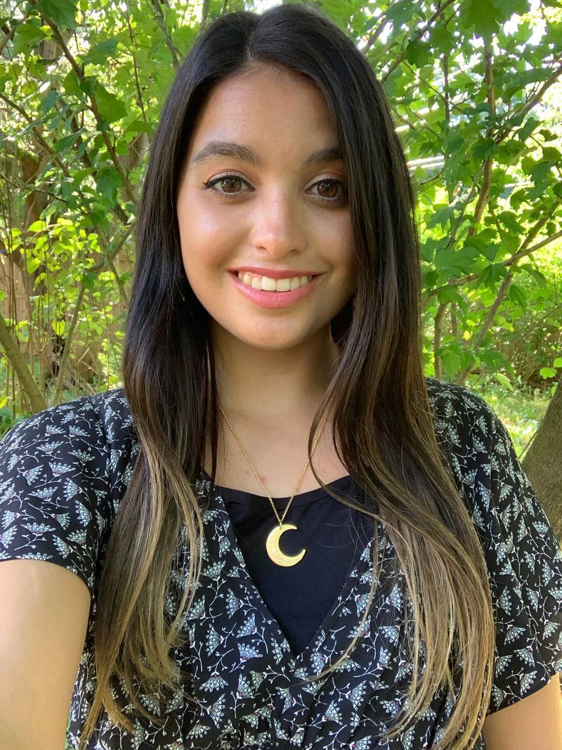 Library Associate Rania